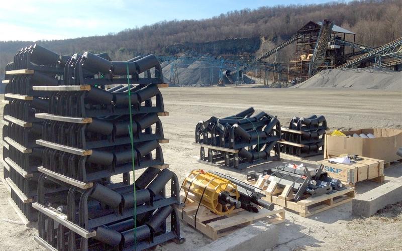 Conveyor Components Delivery