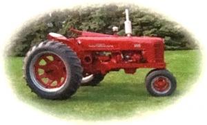 FarmAll 300 Tractor Restoration